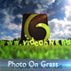 Photo On Grass - VideoHive Item for Sale