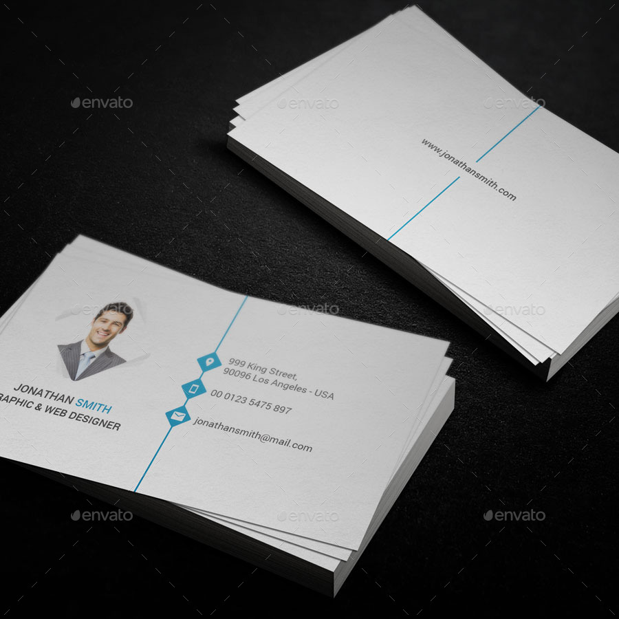 Resume Business Cards | Cover Letter