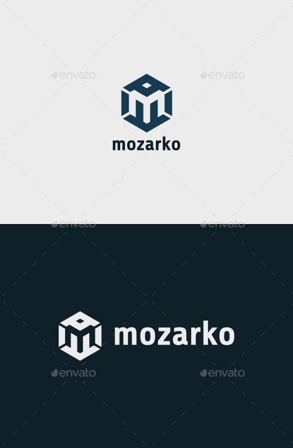 GraphicRiver Mozarko Logo 8834084