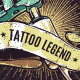 Tattoo Legend - GraphicRiver Item for Sale