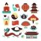 China Symbols Set - GraphicRiver Item for Sale