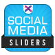 Social Media Slider - GraphicRiver Item for Sale