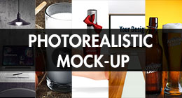 Photorealistic Mock-Up
