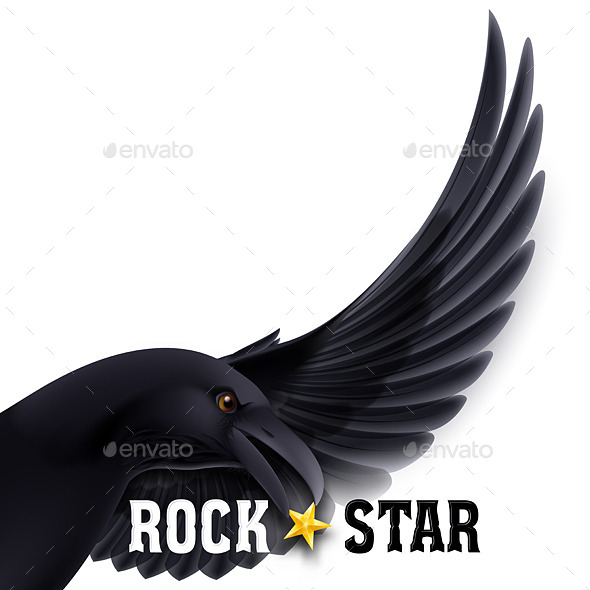 GraphicRiver Rock Star 8835729