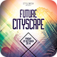 Future Cityscape Flyer - GraphicRiver Item for Sale