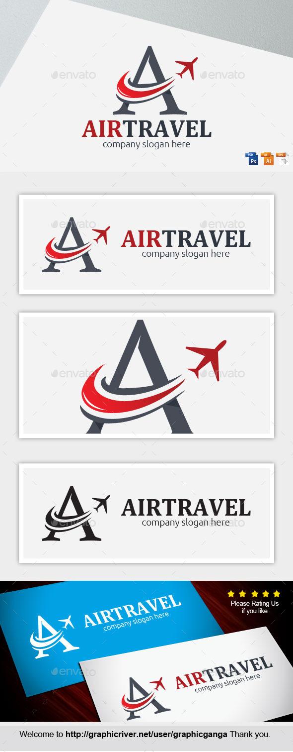 GraphicRiver Air Travel 8836592