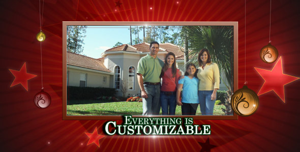 After Effects Project - VideoHive Christmas Celebration 899779