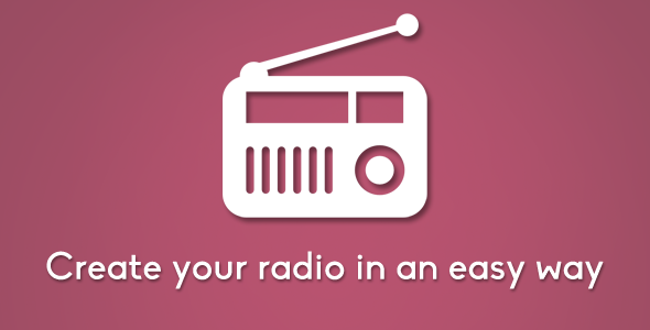 CodeCanyon My Radio 8836851