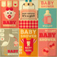 Baby Shower Posters - GraphicRiver Item for Sale