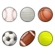 Ball Icons - GraphicRiver Item for Sale