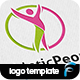 Athletic People Logo - GraphicRiver Item for Sale