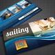 Boat Sailing Gift Voucher V32 - GraphicRiver Item for Sale