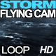 Storm Flying Cam - VideoHive Item for Sale