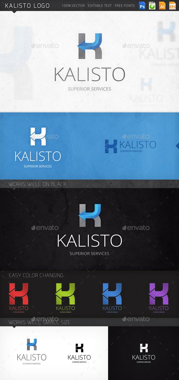 GraphicRiver Kalisto Logo 8839806