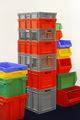 Plastic crates - PhotoDune Item for Sale