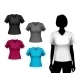T-Shirts Female Set - GraphicRiver Item for Sale