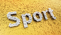 Pixelated Sport - PhotoDune Item for Sale