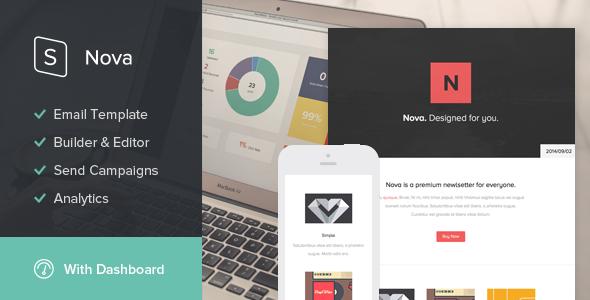 Nova - StampReady Email Template