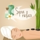 Woman on Spa Procedure - GraphicRiver Item for Sale