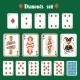 Playing Cards Diamonds Set - GraphicRiver Item for Sale