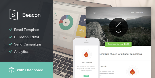 Beacon - StampReady Email Template