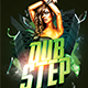 Dubstep Saturdays - GraphicRiver Item for Sale