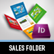 Metro Sales Folder - GraphicRiver Item for Sale