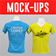 Realistic T-Shirts Mock-ups - GraphicRiver Item for Sale