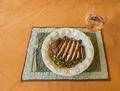 Grilled Portobello Salad - PhotoDune Item for Sale