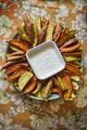 Roast Sweet Potato Wedges - PhotoDune Item for Sale