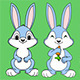 Cartoon Rabbit - ActiveDen Item for Sale