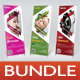 3 in 1 Multipurpose Banner  Bundle 02 - GraphicRiver Item for Sale