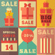 Sale Posters Collection - GraphicRiver Item for Sale