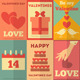 Retro Valentines Posters Collection - GraphicRiver Item for Sale