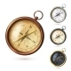 Antique Compass Set - GraphicRiver Item for Sale