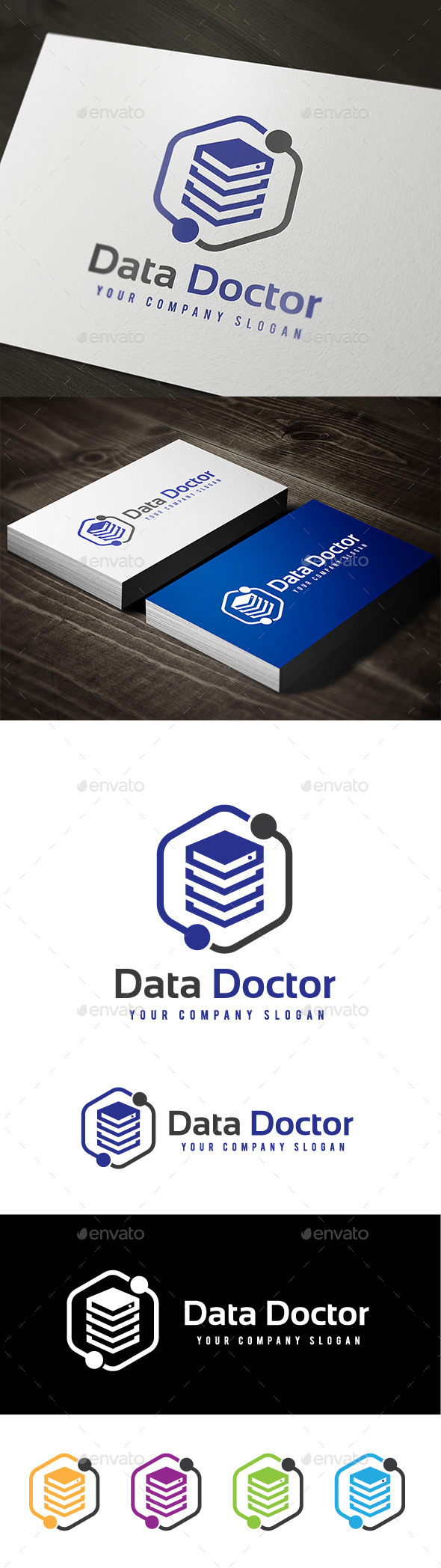GraphicRiver Data Doctor 8843082
