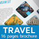 Travel / City guide brochure  - GraphicRiver Item for Sale