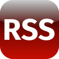 rss feed red icon - PhotoDune Item for Sale