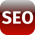 red seo icon for web app - PhotoDune Item for Sale