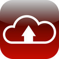 Upload from cloud icon. Upload button. Load symbol. - PhotoDune Item for Sale