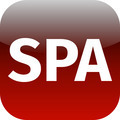 red spa icon for app - PhotoDune Item for Sale