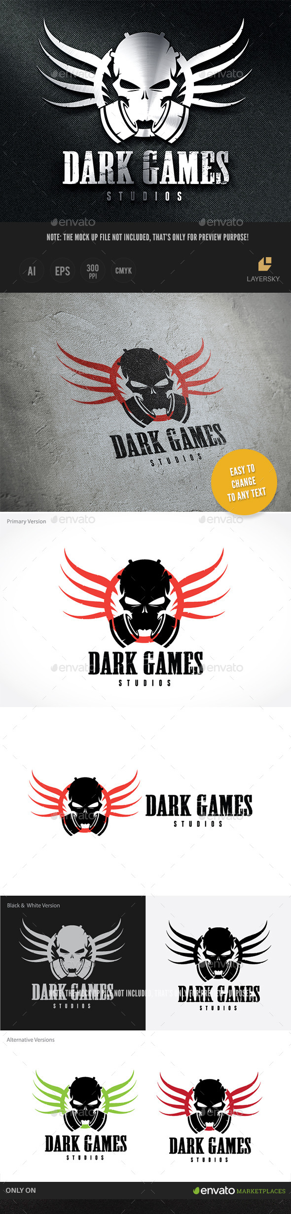 GraphicRiver Dark Game Studios 8843409