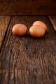 eggs on old wooden - PhotoDune Item for Sale