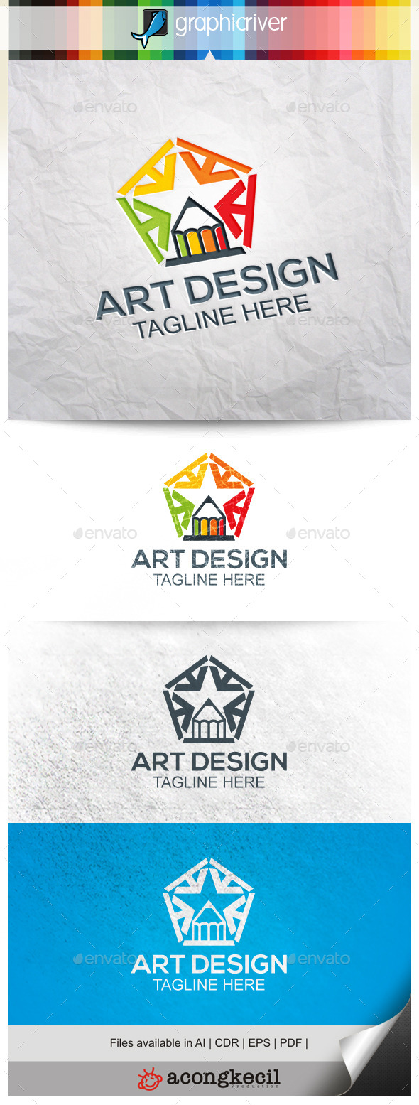 GraphicRiver Art Design V.2 8844214