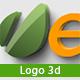 Logo in 3d - ActiveDen Item for Sale
