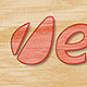 Wood Paper Logo Opener - VideoHive Item for Sale