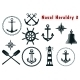 Naval Heraldry Icons Set - GraphicRiver Item for Sale