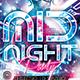 Flyer Midnight Konnekt - GraphicRiver Item for Sale