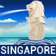 Famous Structures in Singapore - GraphicRiver Item for Sale