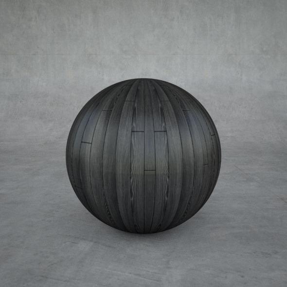 3DOcean Black Floor Boards II 8847344